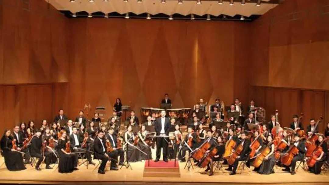 深圳大剧院爱乐乐团2018新年音乐会