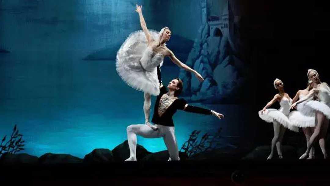 新年的第一场《天鹅湖》就在深圳大剧院