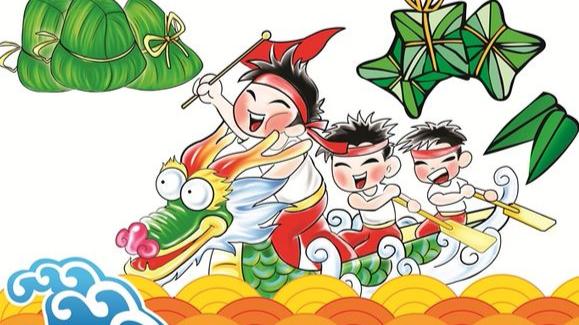 """""""'粽'情欢笑 手缝香袋""""端午节亲子活动"""