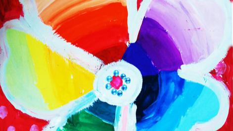 五色花少儿主题阅读季之艺术阅读黄七月活动安排