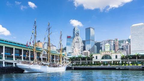 【12月09日】香港海事博物馆+长洲岛美味甜品之旅!