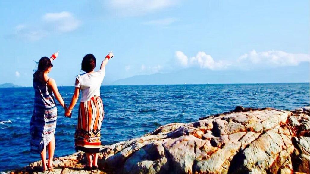 喜洲岛生态之旅、烧烤BBQ、沙滩篝火晚会、乘坐快艇
