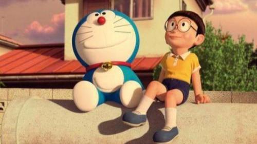 周六电影时光:《哆啦A梦:伴我成长》