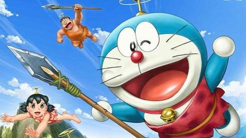 周六电影时光:《哆啦A梦:新.大雄的日本诞生》
