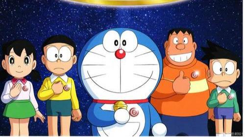 周六电影时光:《哆啦A梦:大雄的月球探险记》