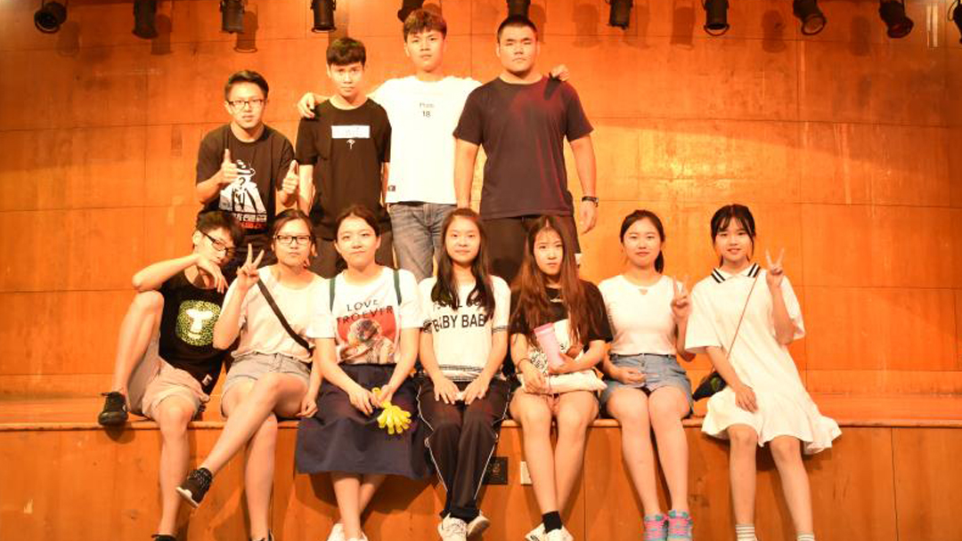 观众招募|广州艺术节·戏剧2017 青年戏剧培养计划