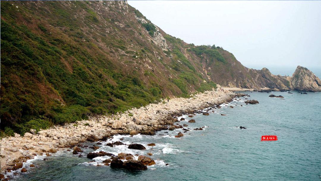 东西冲 东冲至西冲 惊险穿越广东最美丽海岸线