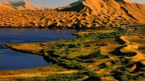 10月5/6/7日,用脚步丈量沙漠,五湖连穿!