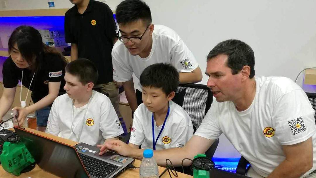 S3机器人体验课开始免费报名了!