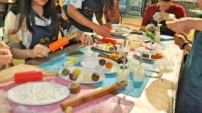 学做饼干活动:这些可爱美味的曲奇饼我们也能做!