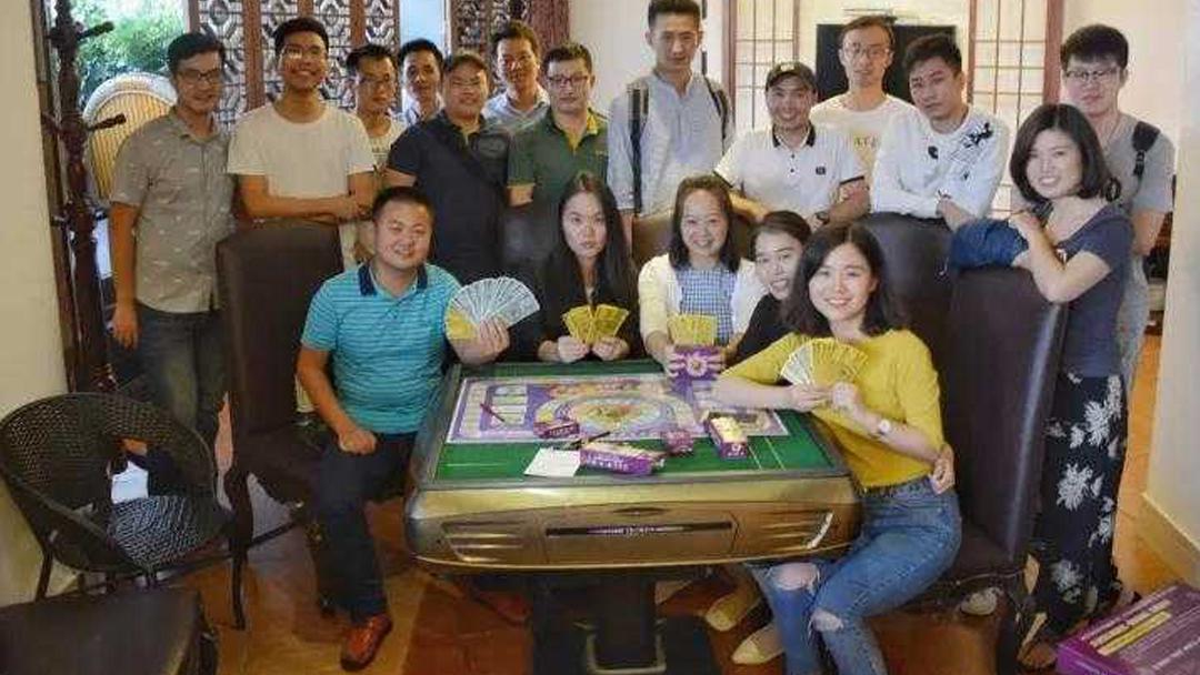 现金流游戏活动:唤醒你的理财天赋,挖掘你的财商潜能