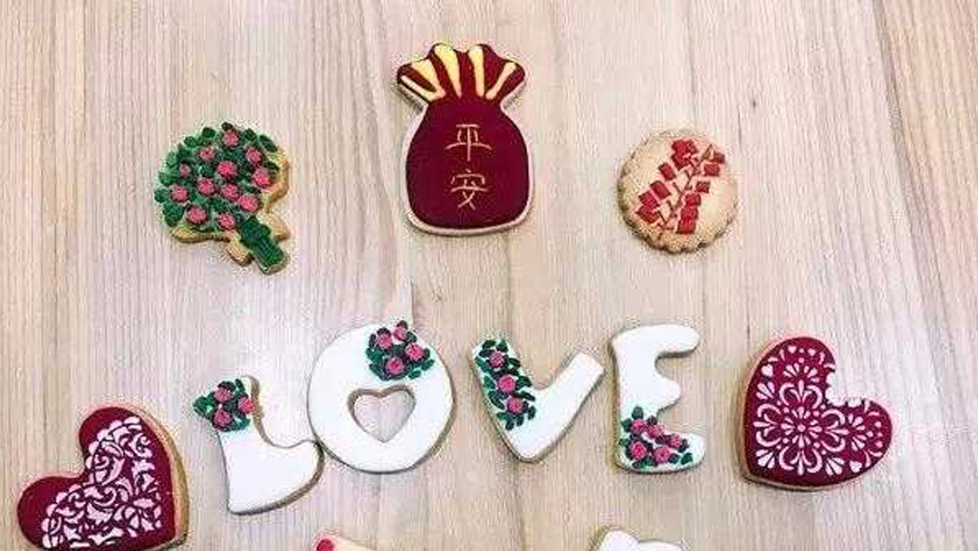 圣诞烘焙活动:学做可爱又美味的糖霜饼干