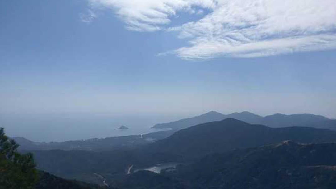 【无敌海景】 七娘山穿越 周六当天往返 1月6日