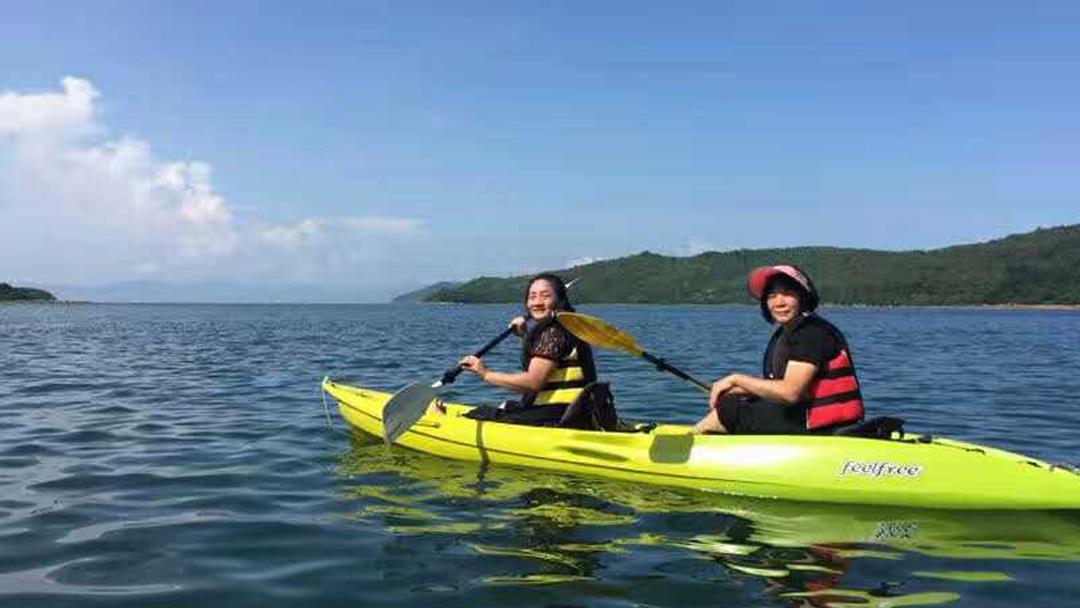 5.20海上皮划艇,畅游浮潜解锁你打开盛夏的正确方式
